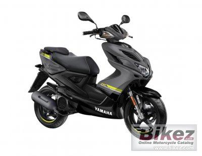 2021 Yamaha Aerox 4