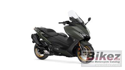 2021 Yamaha TMAX 560
