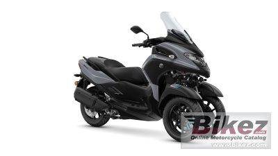 2021 Yamaha Tricity 300