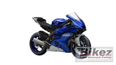 2021 Yamaha YZF R6 Race