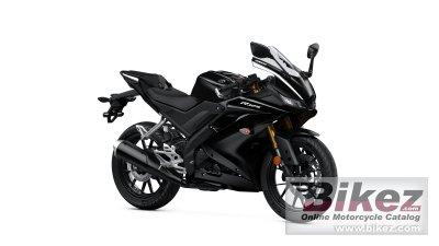 2021 Yamaha YZF-R125