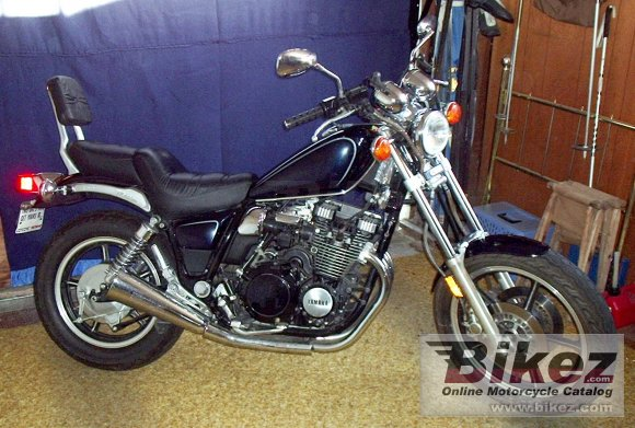 Yamaha XJ 600 - Technical Data, Images, Discussions