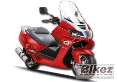 2010 Yuki 125 Arrow photo