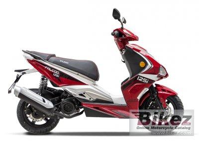 2021 Yuki 125i Falcon