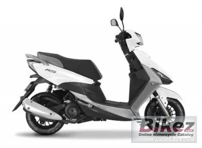 2021 Zanella Styler 150 RS