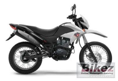 2021 Zanella ZR 150