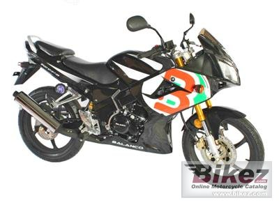 2010 Zest Balanco 125 Sport Spirit photo