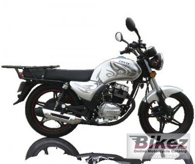 2013 Znen XT7 125