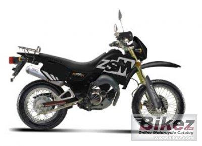 2006 Zongshen Sierra 200