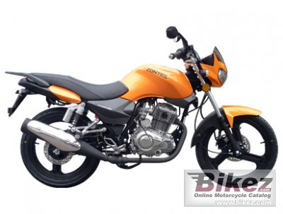 2013 Zontes Panther 125 photo