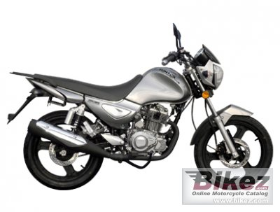 2014 Zontes ZT125-5A Monster