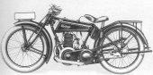 1927 Zündapp EM 250