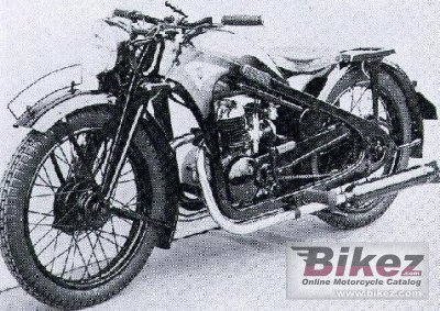1933 Zündapp K 200 Kardan