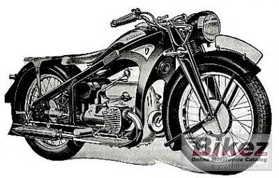 1934 Zündapp K 500