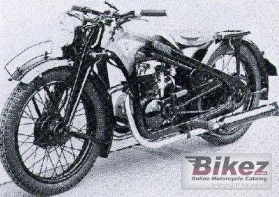 1936 Zündapp K 200 Kardan