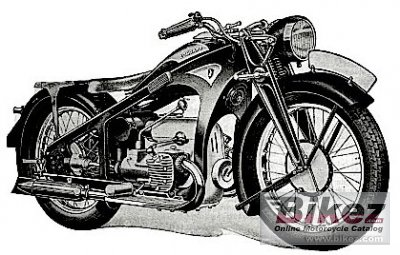 1936 Zündapp K 500