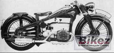 1936 Zündapp K 600