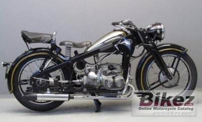 1936 Zündapp KS 500 Kardan Sport