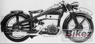 1937 Zündapp K 600