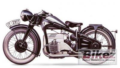 1937 Zündapp K 800