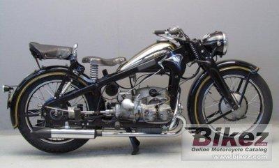 1937 Zündapp KS 500 Kardan Sport