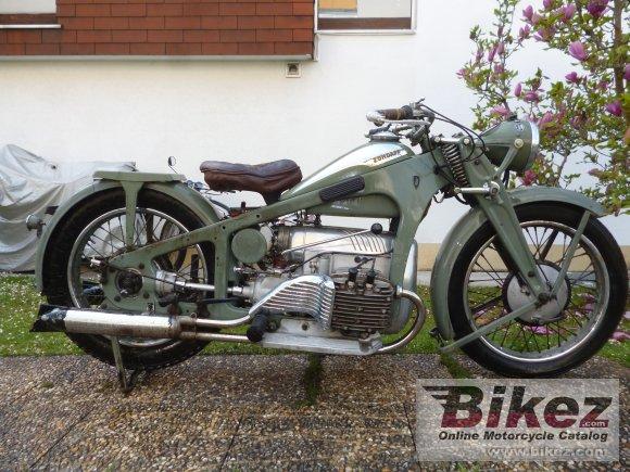 1938 Zündapp K 800