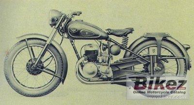 1952 Zündapp DB 203