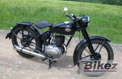 1952 Zündapp DB 204 Norma