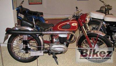1953 Zündapp Norma Luxsus Db234