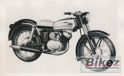 1954 Zündapp Elastic 198