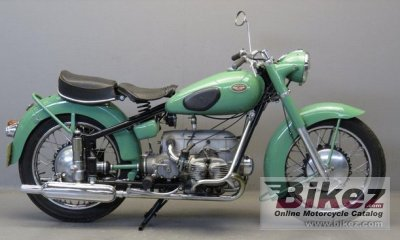 1954 Zündapp KS 601