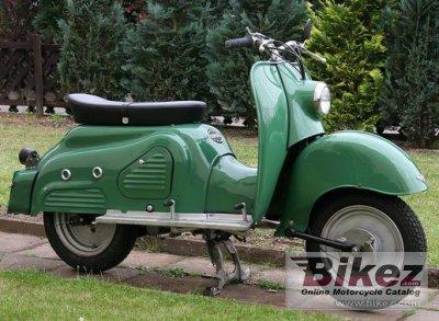 1962 Zündapp Bella 175S