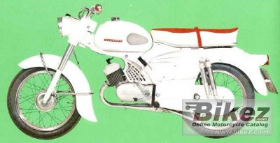 1965 Zündapp 514-320 KS 100