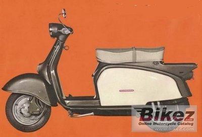 1965 Zündapp Roller Super