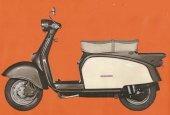 1966 Zündapp Roller Super