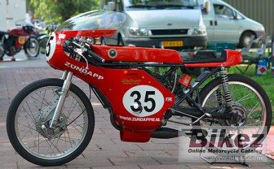 1968 Zündapp 50 Racer
