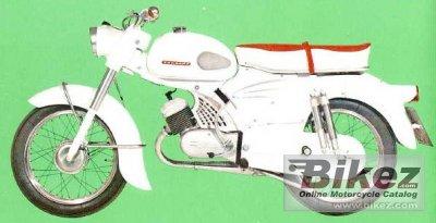 1968 Zündapp 514-320 KS 100