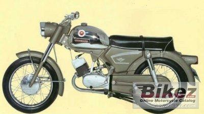 1968 Zündapp 518 KS 100