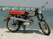 1971 Z�ndapp KS 50 Super Sport type 517-20