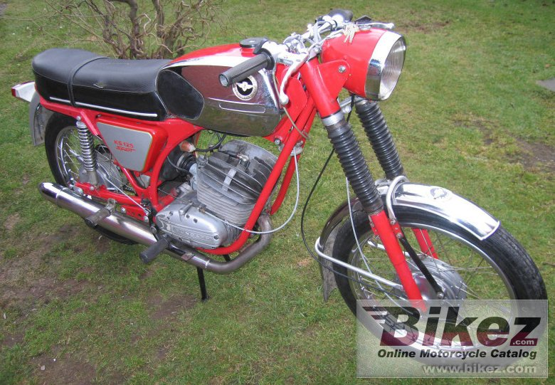 Helmoed ks 125 sport