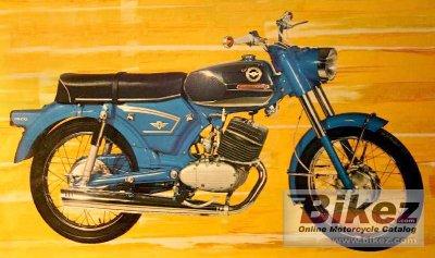 1971 Zündapp KS 100