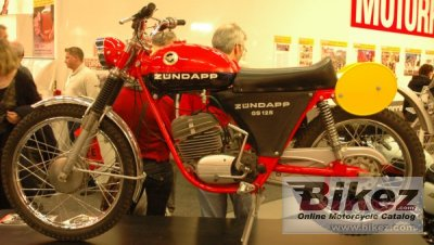 1973 Zundapp GS 125 photo