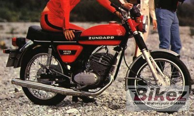 1975 Zundapp KS 125 Sport photo