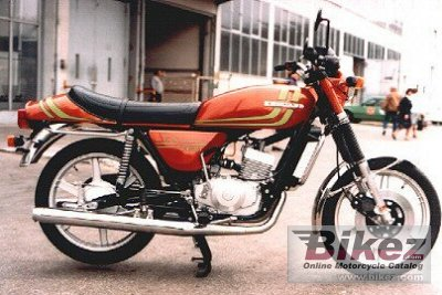 1976 Zundapp KS 350 photo