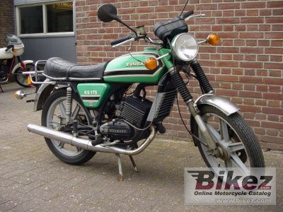 1976 Zundapp KS 175 photo