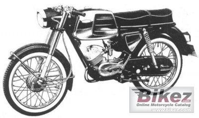 1967 Zweirad-Union 159TS